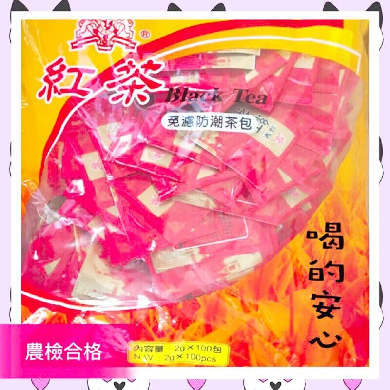 【東爵】錫蘭紅茶包100入/包「SGS 檢驗合格」