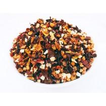 【柳橙果粒茶】300g/氣味芬香 酸酸甜甜