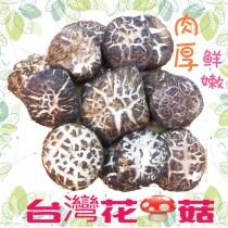 【台灣高山花菇】300g/濃濃菇香味 肉厚鮮美