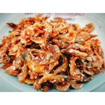 【調味櫻花蝦】150g╱鲜甜 酥脆 好吃