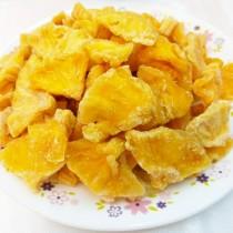 【台灣鳳梨果乾】300g/低溫烘焙 肉質細緻 甜而不膩