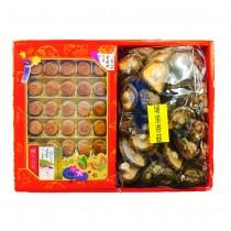 日本干貝香菇禮盒