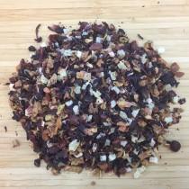 水蜜桃果粒茶(300g)